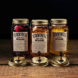 Alle O'Donnell Moonshine Spirituosen und Artikel