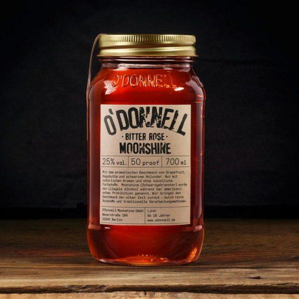 Bitter Rose Odoonell Moonshiner 700ml