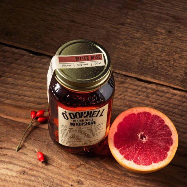 Bitter Rose Odoonell Moonshiner 700ml 2