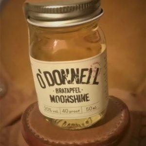 Bratapfel Odonnell moonshine mini 50ml