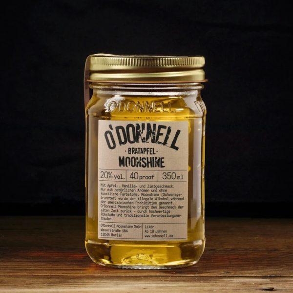 Bratapfel Odoonell Moonshiner 350ml 1