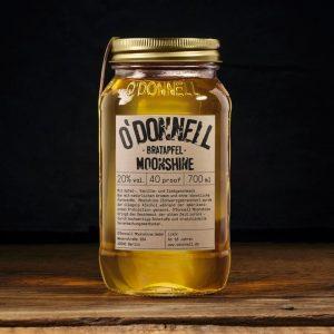 Bratapfel Odoonell Moonshiner 700ml 1