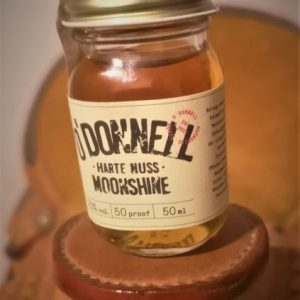 Harte Nuss O'Donnell Moonshiner mini 50ml