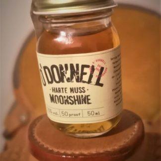 Harte Nuss O'Donnell Moonshiner mini 50ml