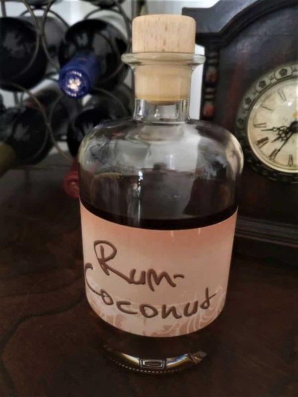 Prinz Fein-Brennerei Rum Coconut Likör
