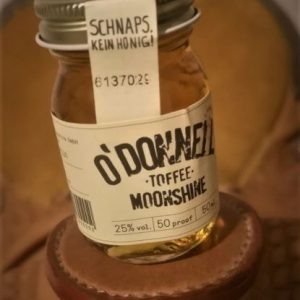 Toffee O'Donnell Moonshiner mini 50ml