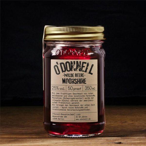 Wilde Beere Odoonell Moonshiner 350ml 1