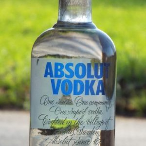 Absolut Vodka 0,35