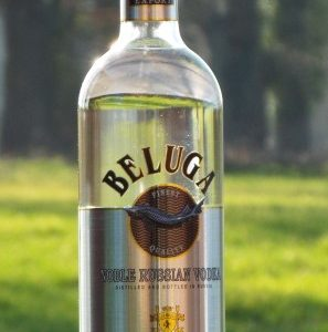 Beluga Noble Russian Vodka Wodka EXPORT 0,5