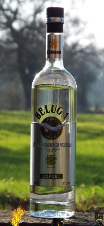 Beluga Noble Russian Vodka Wodka EXPORT 0,7