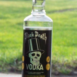 Black Death Vodtka