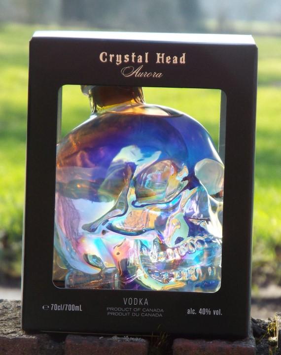Crystal Head Vodka Aurora 0,7