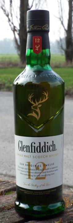 Glenfiddich 12 Years Old Single Malt Scotch Whisky