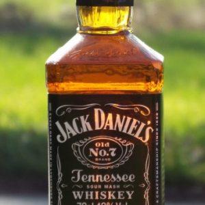 Jack Daniels Whiskey No7