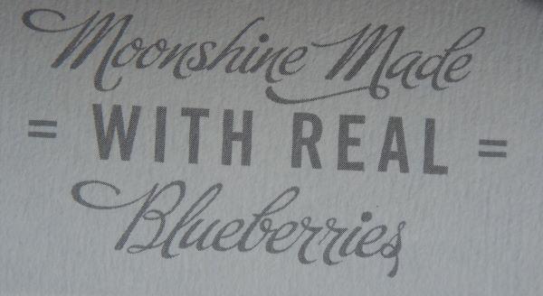 Midnight Moon Blueberry Moonshine 3