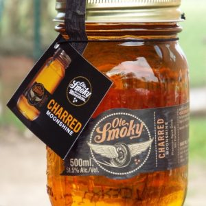 Ole Smoky Moonshine Chared
