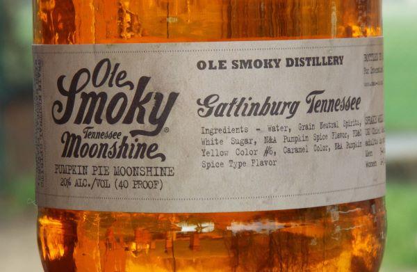 Ole Smoky Moonshine Pumkin Pie 4