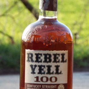 Rebel Yell 100 PROOF Kentucky Straight Bourbon Whiskey