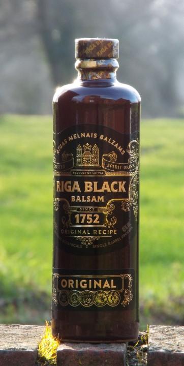 Riga Black Balsam 1752