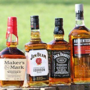 Whisky + Bourbon